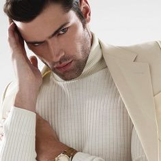 Sean O'Pry for GQ Style Mexico y Latin America Septmber Cover Story  Ph…