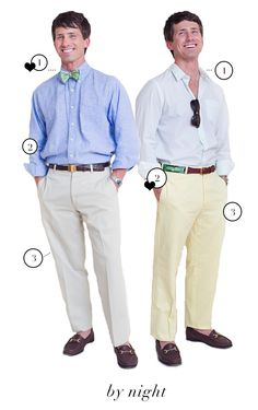 """What to wear to an """"After Event"""" at the Masters. Photo by Jess Graves."""