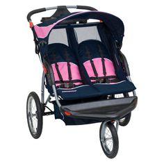 Pretty stroller!! And stylin' walks with my baby girls!!!! :))))))))))))))) (hayneedle.com)