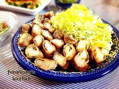 夏バテに!長芋の味噌肉巻きの画像