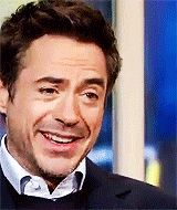 RDJ laughing....OK.  I need to see someone.  But it's so fun to get them all going at once.  ;)