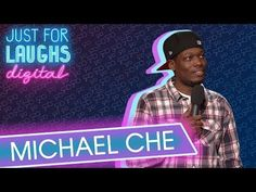 on his relationship with God, stereotypes that are true, and how he doesn't understand how people can be prejudiced. Michael Che stand up from th. Chris D'elia, Michael Che, Bill Burr, Netflix Specials, Comedy Events, Weekend Update, Bo Burnham, John Mulaney, Boredom Busters