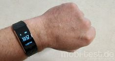 Im Test - das Diggro S2 Smart Band - mobi-test