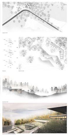 Ein Knick in der Landschaft – Theorie der Architektur und Entwerfen (Try Design)