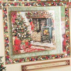 Hunkydory Ultimate Christmas Bundle - 4 Christmas Kits, Inserts, Little Book of Christmas,Adorable Scorable and Free Hunkydory Magazine - Christmas Kanban Crafts, Christmas 2016, Christmas Ideas, Scrapbook Cards, Scrapbooking, Create And Craft, Heartfelt Creations, Little Books, Christmas Inspiration