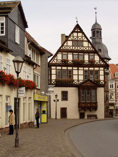 Höxter, North Rhine-Westphalia, Germany