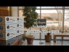 Mondays might be mundane at most offices, but not at Reliv HQ! Employees here are fueled by LunaRich, the epigenetic superfood. Take a look and find out how you can go from you to Super You: reliv.com/superpack