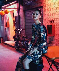 """Homeland"" by Georges Antoni for Harper's Bazaar Singapore October 2015"