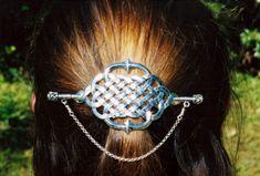 Celtic hair jewelry