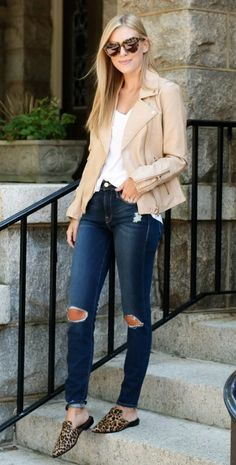 Moda 2019 tendencias juvenil mujer ideas for 2019 Autumn Fashion 2018, Fall Fashion Outfits, Fall Winter Outfits, Fashion Trends, Fashion Ideas, Women's Fashion, Cute Outfits With Jeans, Pretty Outfits, Casual Outfits