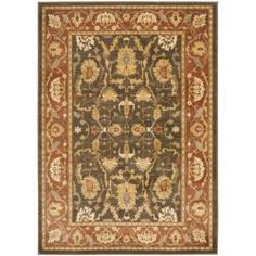 @Overstock - Add a touch of sophistication to your home with this traditional polypropylene area rug. This rug features a traditional Oriental design in hues of grey, beige, and ivory. Its polypropylene material complements its style with durability. http://www.overstock.com/Home-Garden/Oushak-Brown-Rust-Powerloomed-Rug-4-x-57/6410337/product.html?CID=214117 $76.49
