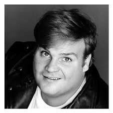 The late Chris Farley was Hilarious. Gone to soon . R.i.P