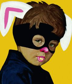Shuby: Crying Boy, 2012 www.kidsofdada.com/products/crying-boy