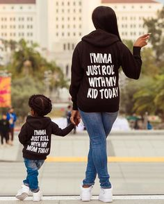 WEBSTA @ dopegirljin - MinëMuse is for fly mommy and daughters, but these hoody's are unisex, so the fly mommy and sons can wear them too  @mine.muse : (sign up for the mailing list. So many cool things coming to MinëMuse )::#matchymatchy #mommyandme #motherdaughter #momlife #daughter #ootd #motherdaughtergoals #minemusegals #tagforlikes  #likesforfollow #likesforlikes #beauty #fashiondaily #igstyle #fashion #ootn #streetfashion #fashionblogger #fashionaddict #styleicon #fashionkids #f...