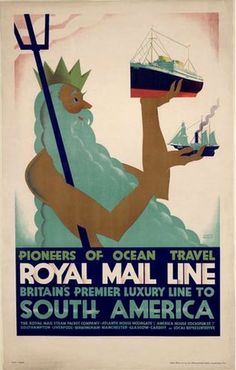 Lisa Holland Design: Snibston Discovery Park exhibits rare travel posters