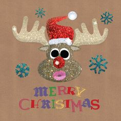 X Mas Card - For H and B Supplies