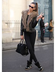 Black Pants - Inspiration