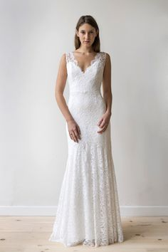 Elizabeth Dye Helena wedding dress Available at Love   Lace Bridal Salon  and Tailor 70ed88a1e57f