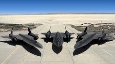 Stealth Blackbirds