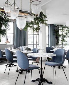 Modern Nordic Restaurant Decor contemporary indian cuisine restaurant
