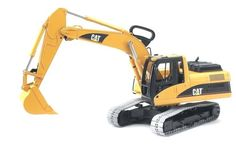 BRUDER Toys Caterpillar Cat Excavator 02439 Kids Play for sale online Toys R Us, Kids Toys, Jouet Bruder, Caterpillar Excavators, Cat Excavator, Caterpillar Equipment, Caterpillar Toys, Chenille, Toy Trucks