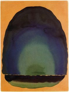 Light coming on the plains II. 1917. Georgia O'Keeffe #O'Keeffe