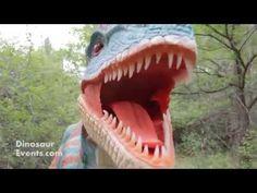 Rent a Dinosaur - Dinosaur Events - U.S.