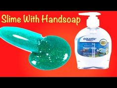 How to make slime with only 2 ingredients no liquid starch glue how to make color glitter hand soap slimediy slime without glueshaving ccuart Choice Image