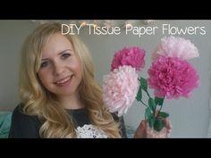 Paper Chrysanthemum Flower Template Video Tutorial