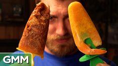 Will It Popsicle? - Taste Test