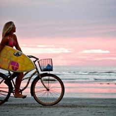 bicicleta + verano
