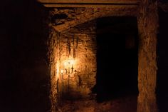 South Bridge Vaults, Edinburgh | The 17 Absolute Creepiest Places To Visit In Britain