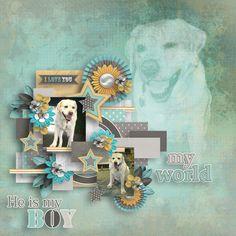 My Boy, My Star by Tinci Designs at Pickleberrypop   [ link ]