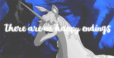 the last unicorn | Tumblr
