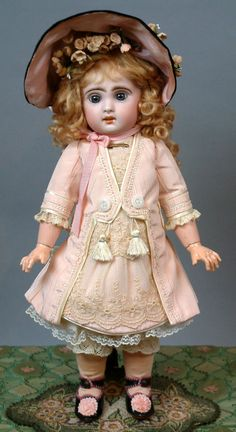 US $2,250.00 Used in Dolls & Bears, Dolls, Antique (Pre-1930)