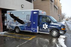 Wyoming Medical Center Ambulance - Eagle