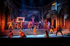 Carmen. Opera Australia. Scenic design by Michael Scott-Mitchell.