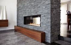 8 Affluent Tips AND Tricks: Small Fireplace Square Feet log burner fireplace firewood storage.Fixer Upper Fireplace Shelves old fireplace tutorials.Shiplap Fireplace I Love. Grey Stone Fireplace, Tall Fireplace, Candles In Fireplace, Fireplace Bookshelves, Double Sided Fireplace, Fireplace Built Ins, Shiplap Fireplace, Rustic Fireplaces, Fireplace Hearth