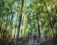 In The Woods. Annie Flynn