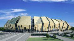 FC kuban stadium by AFL