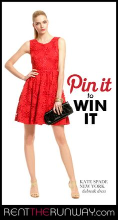 REPIN IT TO WIN IT! Repin your favorite summer RTR Dress from our Repin it to Win it board and YOU could win a free dress rental of that style!
