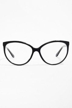 0ebfb3efd84ee  Alvina  Thin Cat Eye Clear Glasses - Black    Finally
