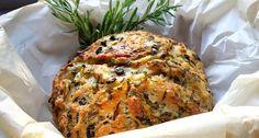 De geurige aroma's van dit zuiders brood brengt onmiddellijk de zomer in huis! Perfect voor wie gasten ontvangt en zelfgemaakt brood op tafel wil toveren!