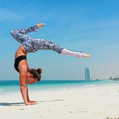 Yoga in Dubai #yoga #yogainspiration