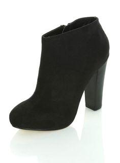 BUMBLE Black Shoe Boot
