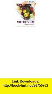 Nutrition An Applied Approach, MyPlate Edition,  a la Carte Plus MyDietAnalysis (3rd Edition) (9780321819079) Janice Thompson, Melinda Manore , ISBN-10: 0321819071  , ISBN-13: 978-0321819079 ,  , tutorials , pdf , ebook , torrent , downloads , rapidshare , filesonic , hotfile , megaupload , fileserve