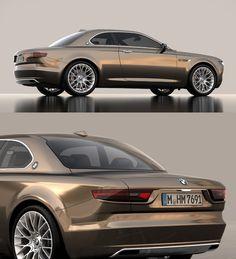 BMW CS Vintage Concept –