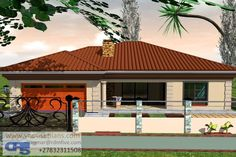RDM5 House Plan No W2573 Dream House Plans, House Floor Plans, Bungalow House Design, Site Plans, Detailed Drawings, Garage Plans, Home Collections, All Design, Future House