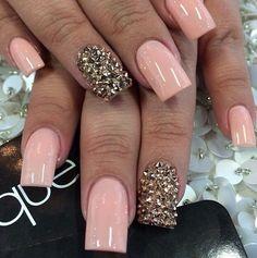 • beauty fashion Glitter glamour makeup nail polish pink sparkles nails shimmer sequins nailpolish opi couture glamour-glitter-gold •