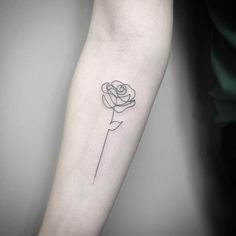 50+ Tiny Rose Tattoos to Feed Your Beauty and the Beast Obsession